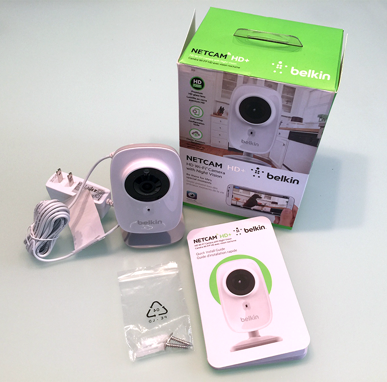 Best Baby Monitor: Belkin Netcam VS Nest Cam Indoor and
