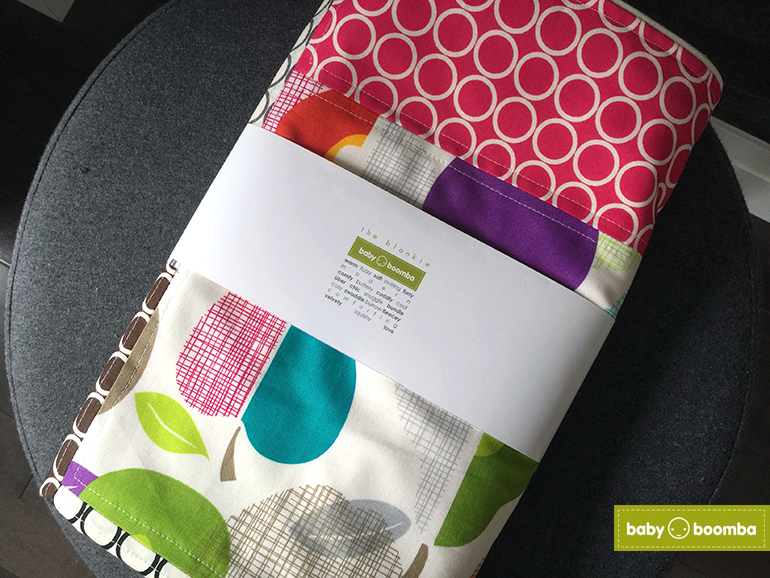 how to make a baby quilt blanket